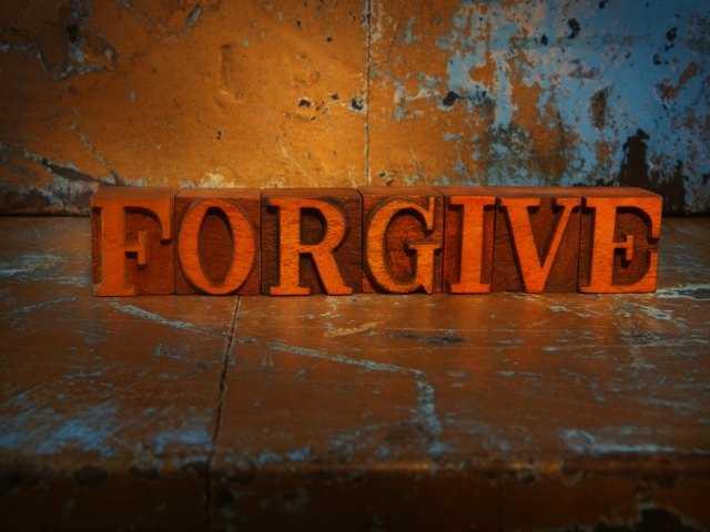 5 secrets to forgive yourself