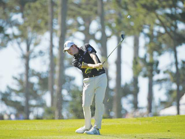 Max Homa 6 back at Pebble Beach