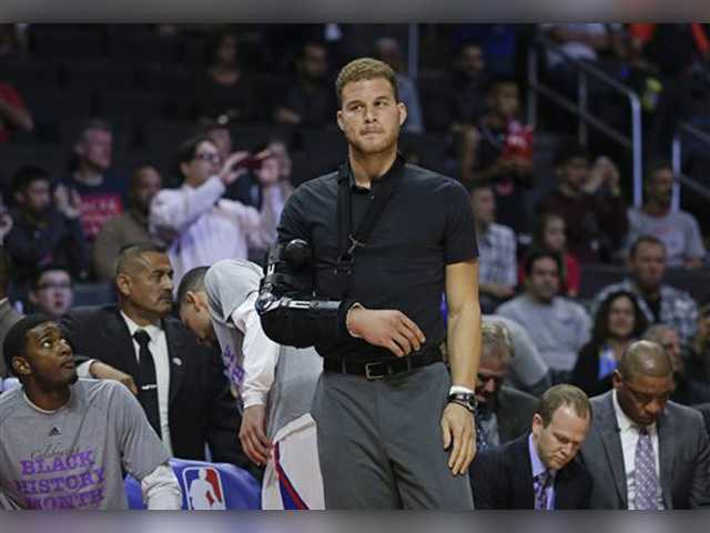Attorney gets more time to try to resolve Blake Griffin case