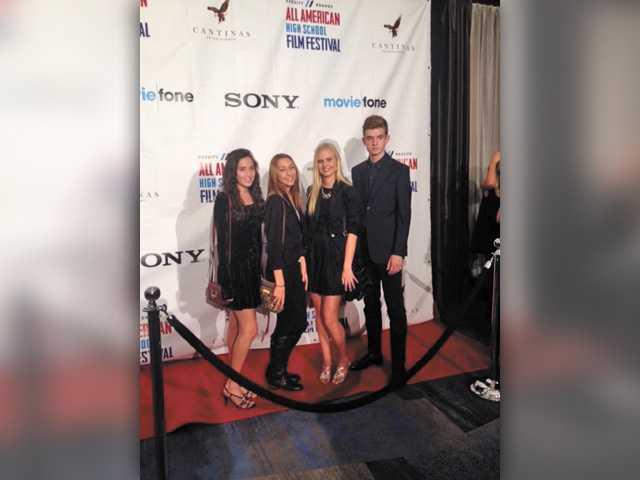 Valencia High School  film students win awards