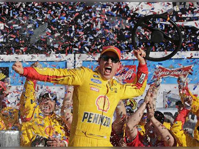 Joey Logano gives Roger Penske another Daytona 500 win