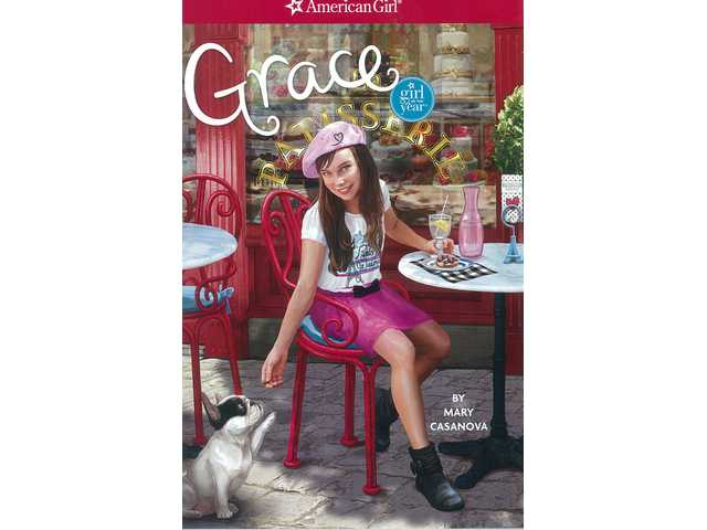 Book review: American Girl of the Year 'Grace' shares her adventures in Paris