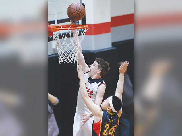 Hart boys basketball advances to CIF quarterfinals