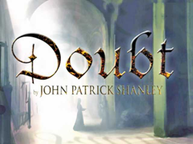 "Beliefs and suspicion at the core of ""Doubt: A Parable"""