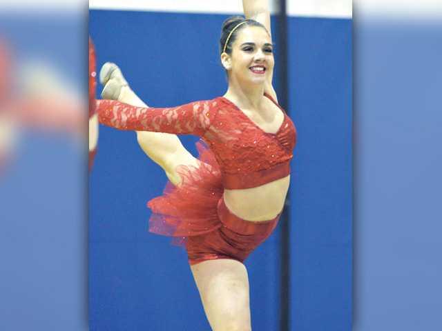 SCV dance teams compete in regional contest