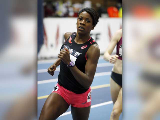 Alysia Montano wins 600-meter title at USA Indoors