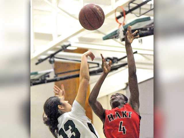 Hart girls hoops sees breakout season end