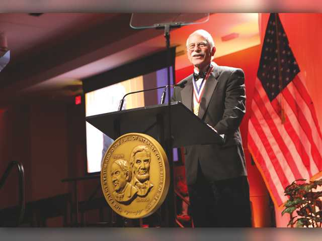 SCV Resident Inducted into National Inventors Hall of Fame for 3D Printing