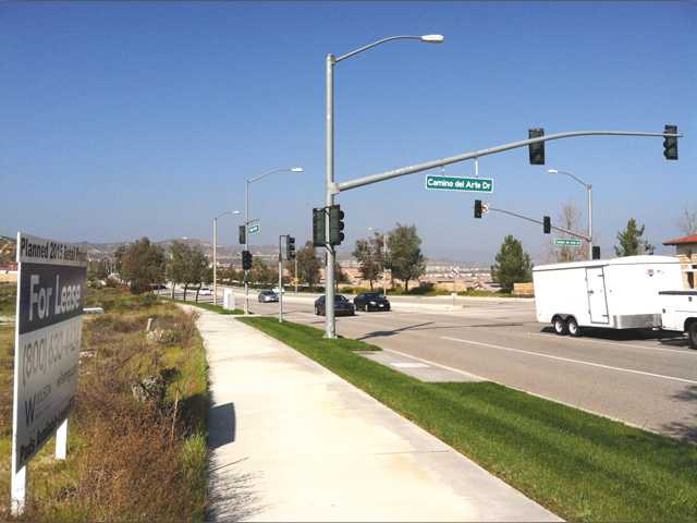 New SCV Retail Center Planned for Copper Hill Drive