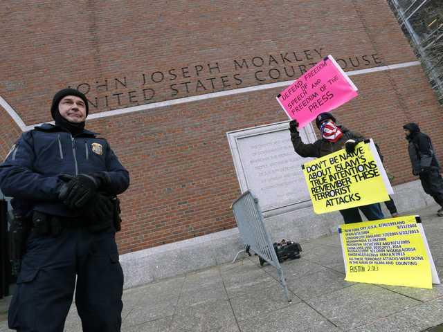 'It WAS him': Defense admits Tsarnaev bombed Boston Marathon