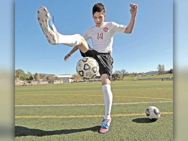Hart soccer's Michael Valencia key to Indians' run