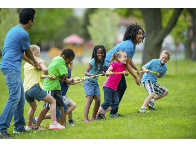 Active play is key in improving your young athlete's performance