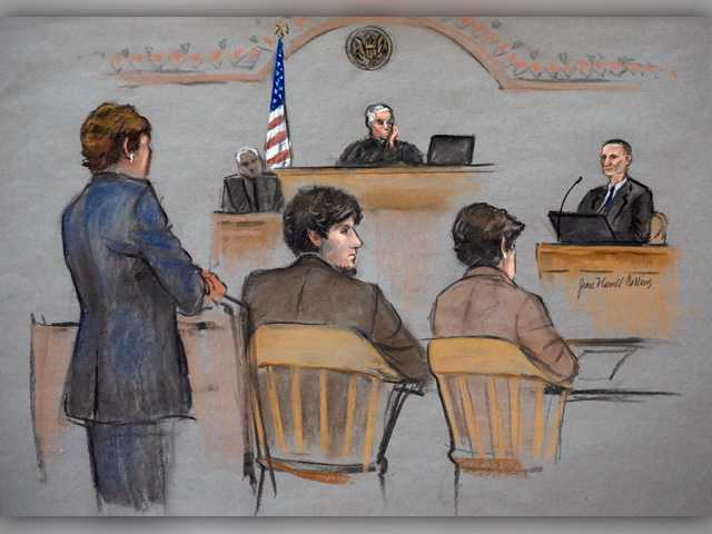 Victims take the stand in Boston Marathon bombing trial