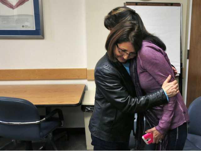 Chain of kidney transplants begins at San Francisco hospital