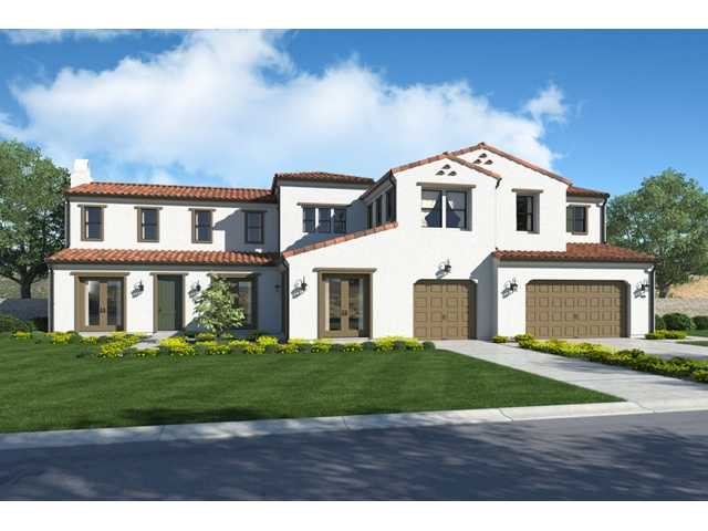 Santa Clarita builder offers view lot homes