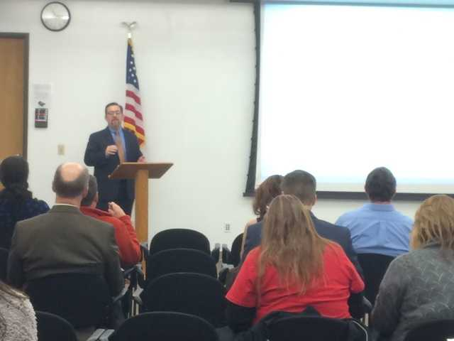 Gov's Office holds local workshop