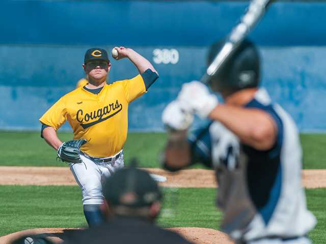 COC baseball gets another gem from pitching staff
