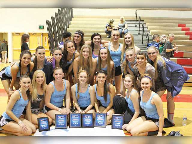 Saugus hosts dance-off