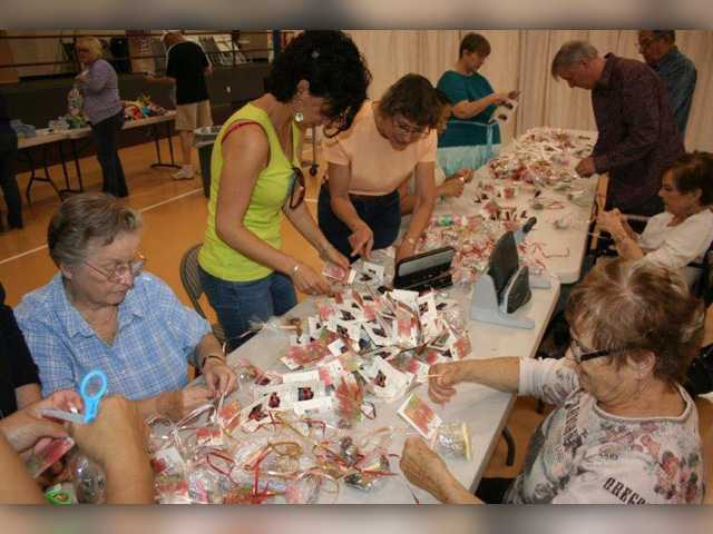 Man spurs compassion for refugees at SCV church