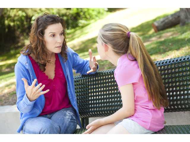 Want a better relationship with your children? Don't be afraid to argue