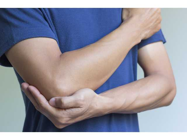 How to deal with tendonitis pain