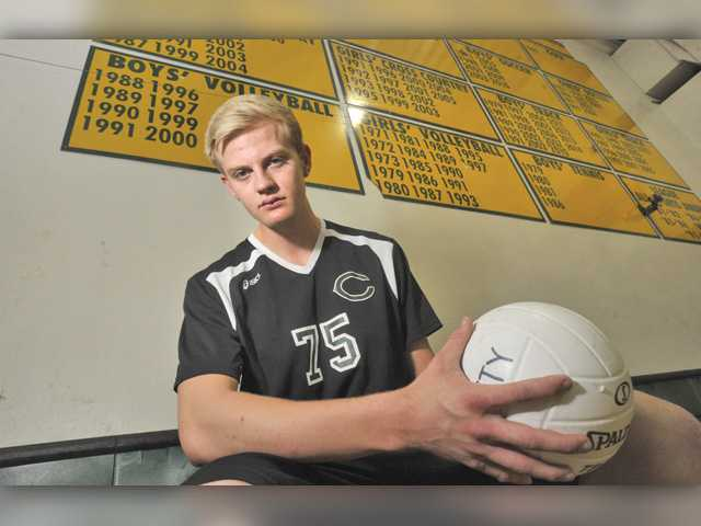 Canyon's Jake DeYoung goes his own way