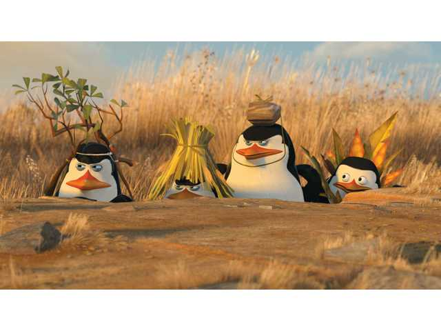 'Penguins,' 'Song,' 'Annie' come to DVD, Blu-ray