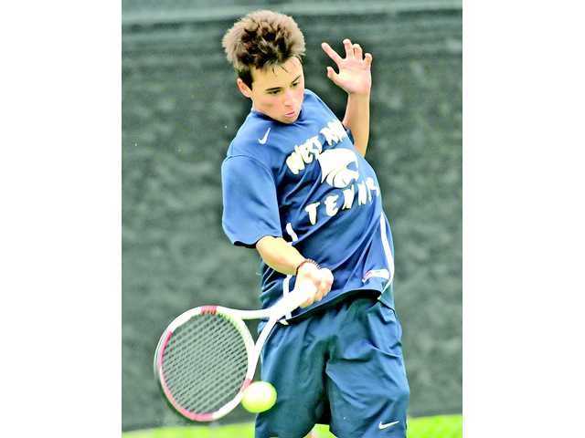 2015 Foothill League boys tennis preview: Young 'Cats aim at repeat