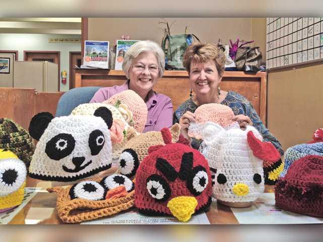 SCV Senior Center's needle crafters working wonders