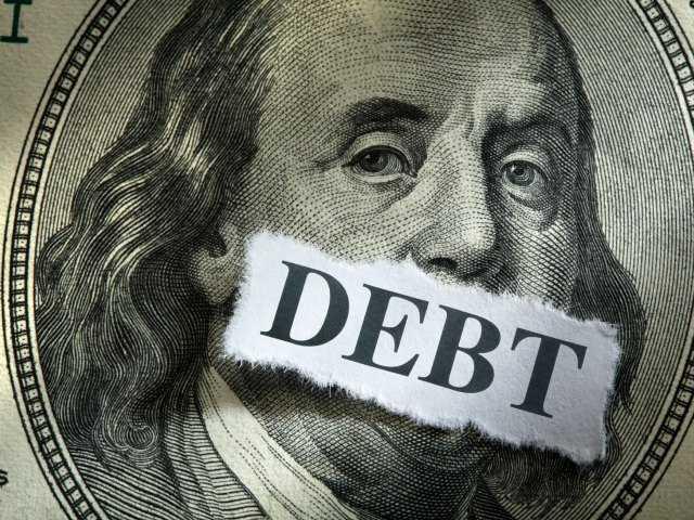 Too much debt?