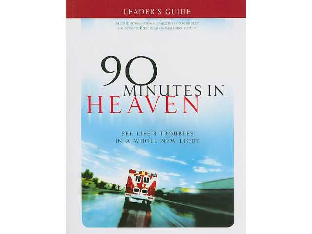 Heaven (visitation stories) can wait, Christian bookstore chain says