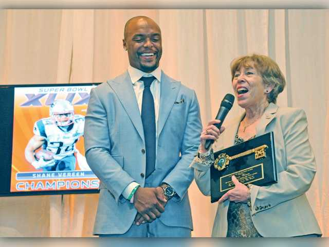 Vereen: School is key to success