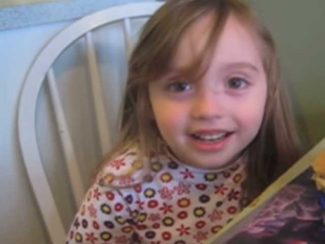 A 'No Boyfriends' pact? Not for this little girl