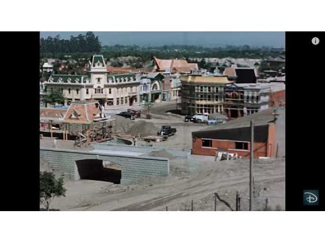 The Clean Cut: Time-lapse video captures construction of Disneyland Park 60 years ago