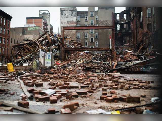 Police: 2nd body found 3 days after NYC blast