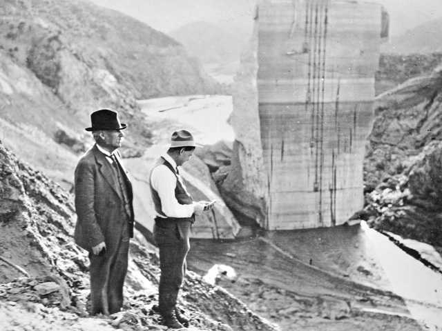 Historical Society starts letter-writing campaign for St. Francis Dam memorial
