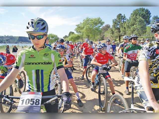 Young cyclists compete in Santa Clarita Valley