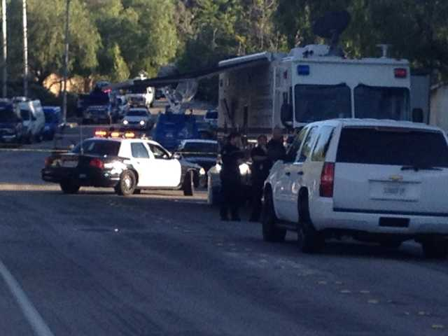No second gunman sought in Sunday shooting in Canyon Country