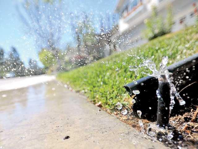 Santa Clarita Valley watering schedule switches to 3 days a week Wednesday