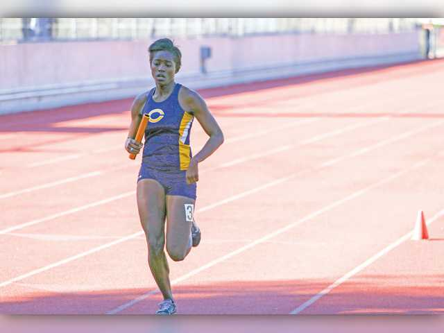Former Foothill Leaguers make mark in COC track and field