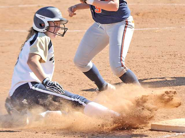 West Ranch softball scores early, tops Chaminade in rematch
