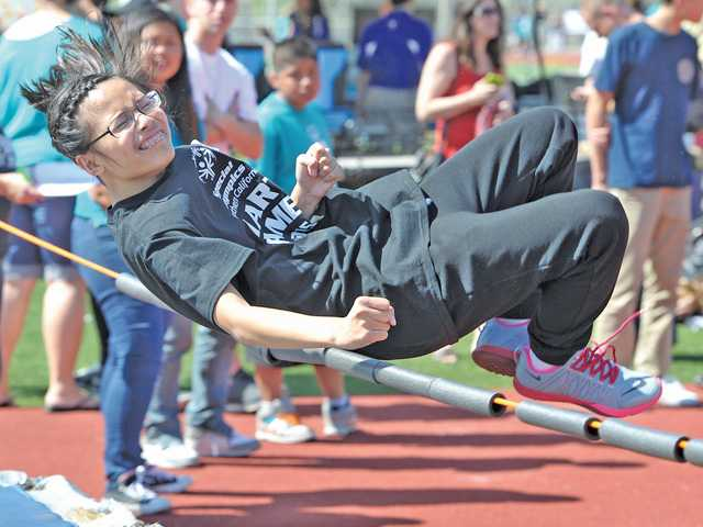 Hundreds take part in annual 'Hart Games'