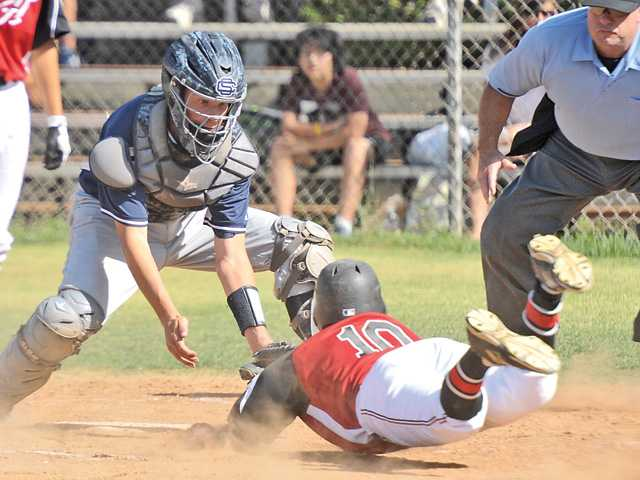 Hart-Saugus baseball game becomes an epic draw
