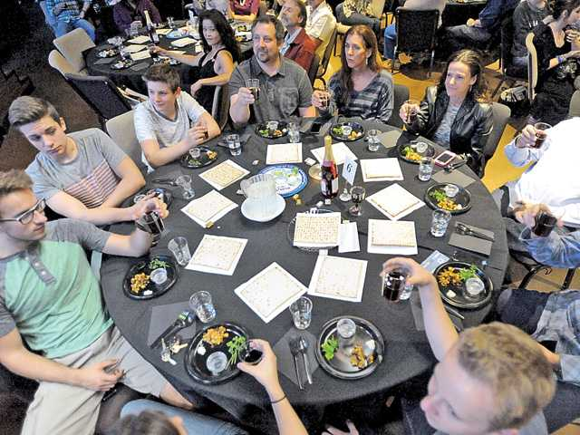 Higher Vision hosts 2nd annual Passover Seder
