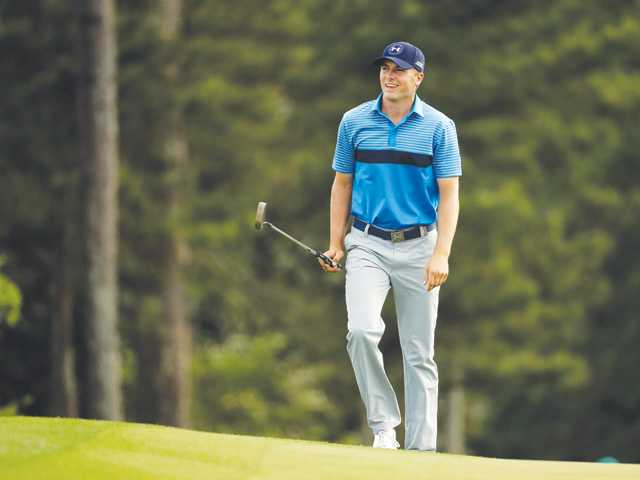 Vince Johnson: Could fate be on Jordan Spieth's side?