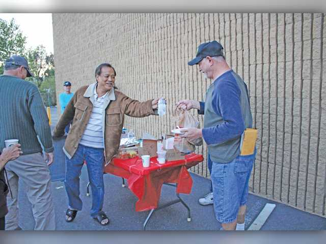 Local church program provides meals for homeless