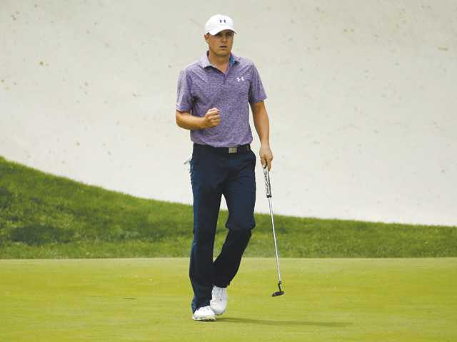 Vince Johnson: Young Jordan Spieth on the path to history