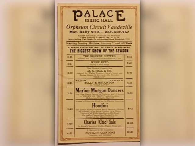 My family in Vaudeville: A turn of last century tale