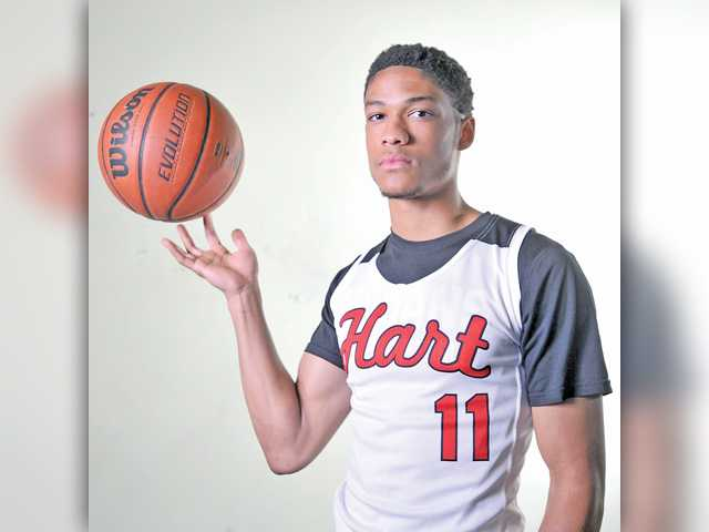2015 All-SCV Boys Hoops Player of the Year: Hart's Myles Franklin