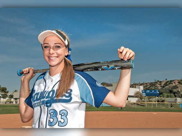 Saugus' Cayla Kessinger finds system to succeed